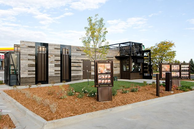 An Experimental New Starbucks Store: Tiny, Portable, and Hyper ...