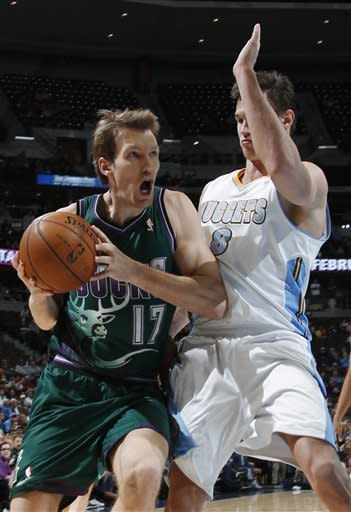 Nuggets rally past Bucks for 112-104 win