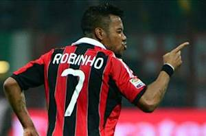 Santos confirms Robinho talks with AC Milan