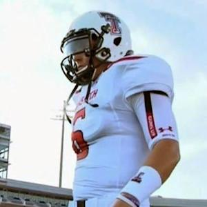 Texas Tech's Baker Mayfield