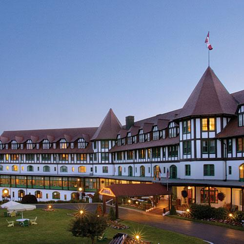 The Fairmont Algonquin: St. Andrews-By-The-Sea, New Brunswick