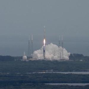 NASA launches MAVEN to Mars