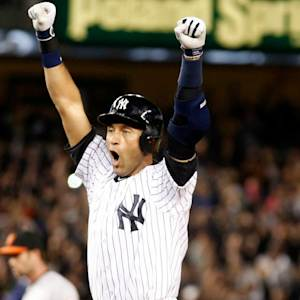 Brashtag: Declaring Derek Jeter The Greatest