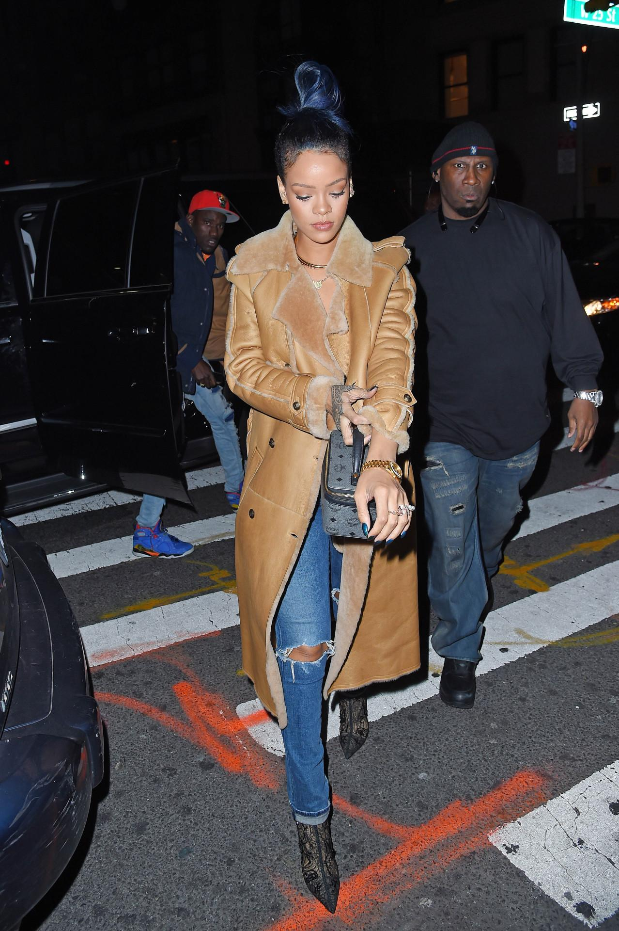 3 Chic Ways to Wear Shearling