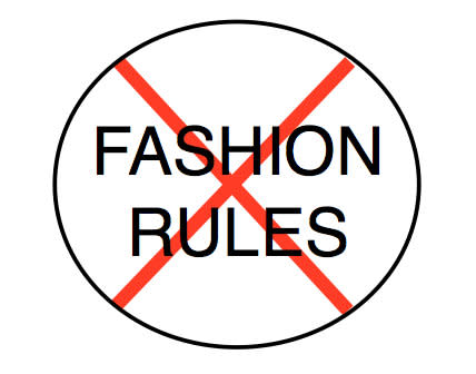 FASHION RULES
