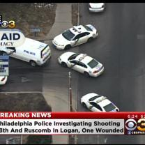 BREAKING: At Least One Injured In Shooting In Logan; Manhunt On For Gunman