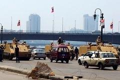 Egyptian army mobilizes ahead of protest