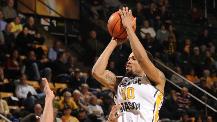 NCAA Basketball: Drexel at George Mason
