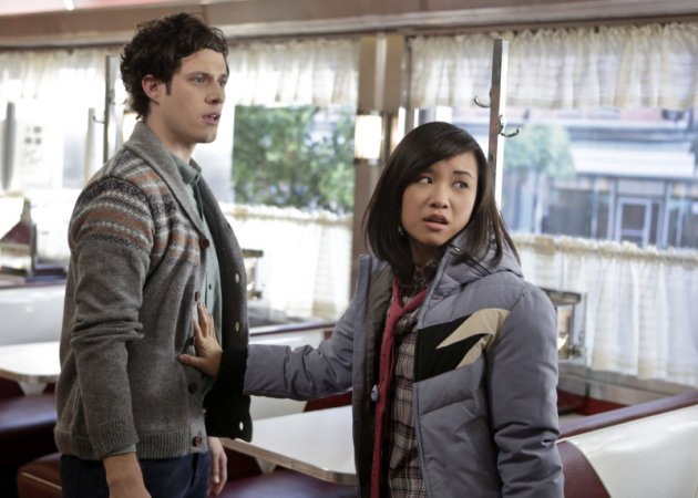 &quot;Dangerous Territory&quot; -- Kyle Harris as Seth and Ellen Wong as Mouse