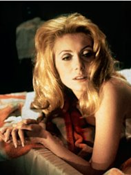 Not every Française looks like Catherine Deneuve. Allied Artists/Fotos International/Getty Images