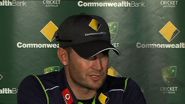 No truth to Hussey, Clarke rift