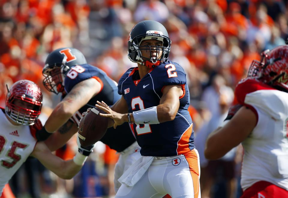 Illini big test for Huskers' struggling defense