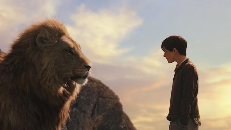 The Chronicles of Narnia The Lion Witch and Wardrobe 2005 Walt Disney Pictures Skandar Keynes