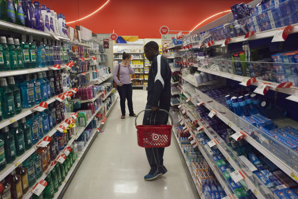 walmart target groups Target's potty mess is walmart's new york post a number of conservative groups started an anti-target protest in the wake of the chain's april 19.