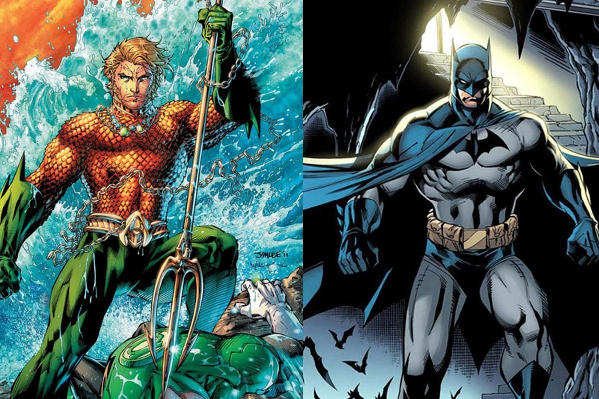 This week in unfounded rumors - 'Aquaman,' 'Batman,' and more
