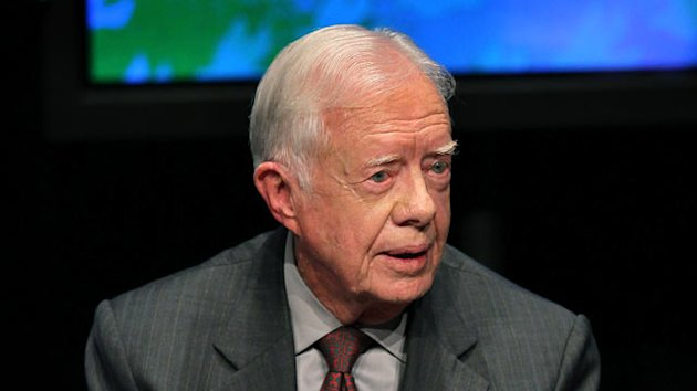 Jimmy Carter Accuses U.S. of &#39;Widespread Abuse of Human Rights&#39; (ABC News)