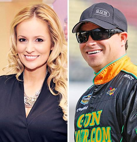 Emily Maynard Dating Nascar Racer Jason White