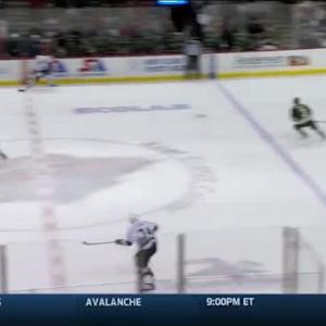 Devan Dubnyk Save on Jeff Carter (05:54/2nd)