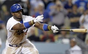 Puig's 2-run single lifts Dodgers past Phillies