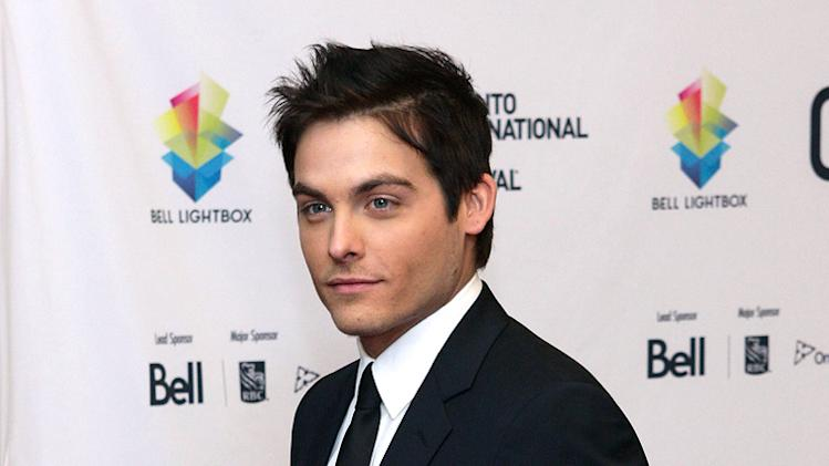 Toronto Film Festival Premiere 2008 Kevin Zegers Fifty Dead Men Walking