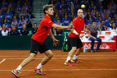 Davis Cup final 2015: Match times and TV schedule for Day 3