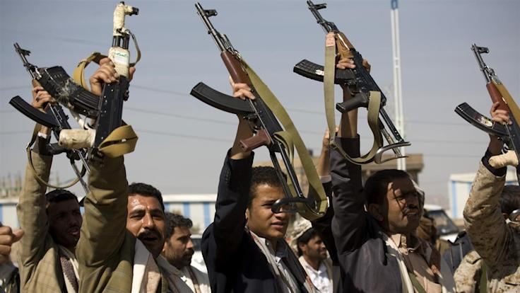 Yemen on the Brink: Rebels Seize Presidential Palace