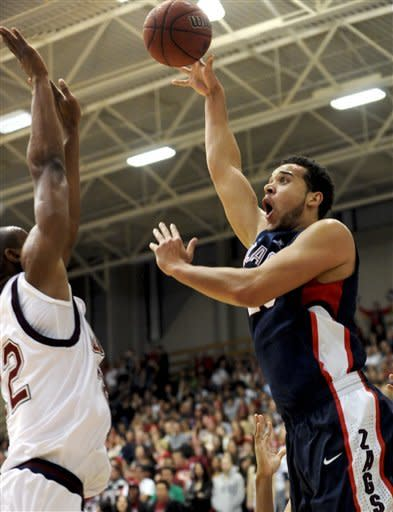 Harris leads No. 21 Gonzaga over Loyola Marymount