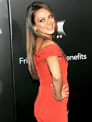 Mila Kunis Named Sexiest Woman in the World by FHM