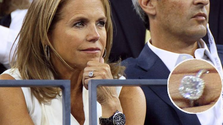 See Katie Couric's Impressive Engagement Ring (ABC News)
