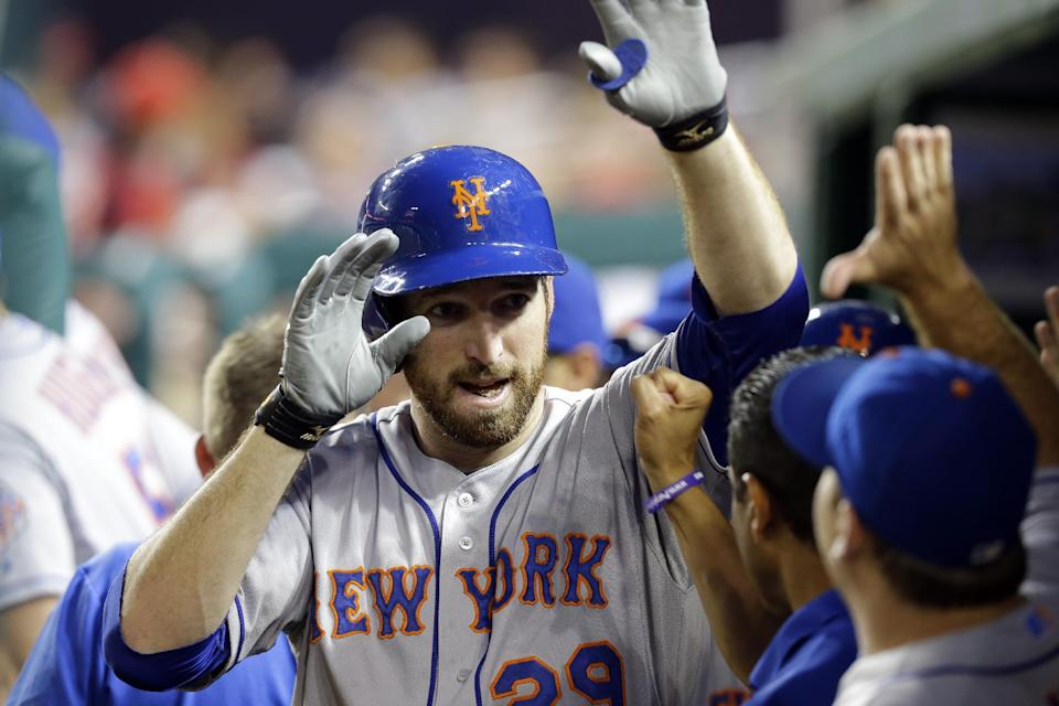 Murphy hustles home as Mets top Nationals 3-2