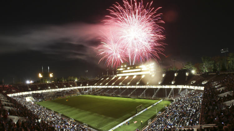 MLS: Los Angeles Galaxy at San Jose Earthquakes