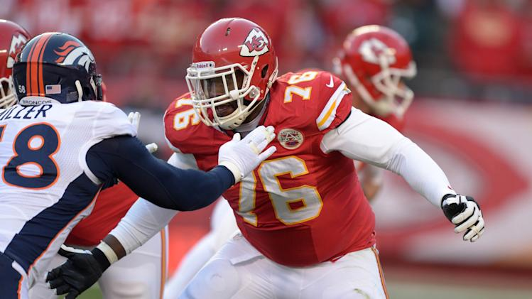 Kansas City Chiefs lost five free agents in first 90 minutes of…