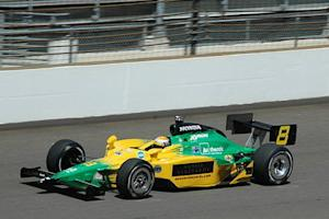 The 2013 Indy 500 Starting Race Grid, Lineup Announced