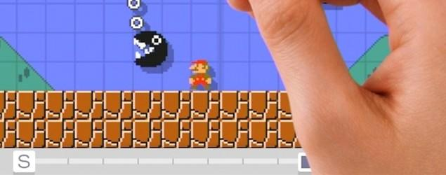 The keys to Super Mario Bros. are finally yours