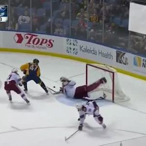 Mike Smith Save on Zach Bogosian (18:39/3rd)