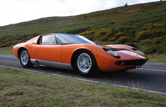 'Italian Job' Lamborghini Miura Up For Sale: Video