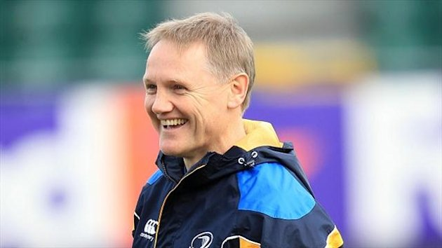 The Irish players are out to impress new coach Joe Schmidt