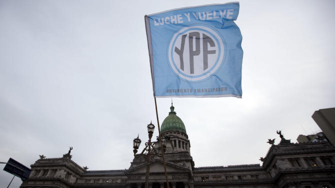 Argentine Senate approves of YPF takeover