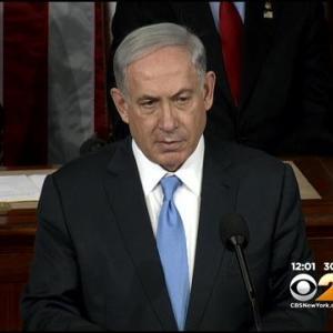 Netanyahu Assails Iran-Nuclear Talks In Congress Address