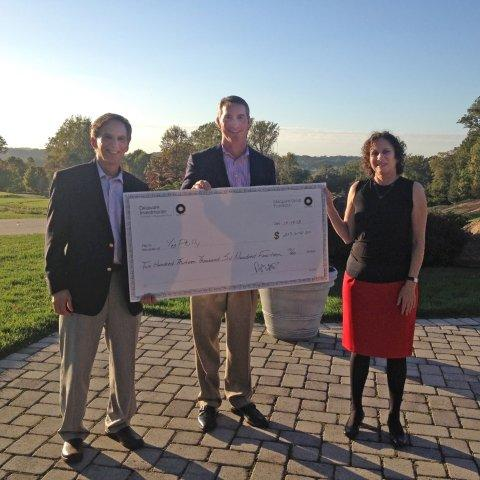 Delaware Investments Raises $213,614 for YESPhilly in Charity Golf Tournament
