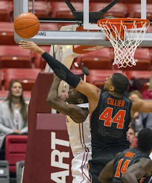 Nelson helps Oregon St drop Washington St 66-55