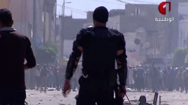 Heurts entre salafistes et policiers en Tunisie