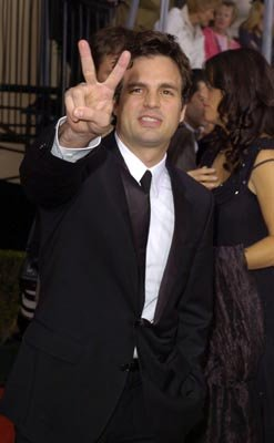 Mark Ruffalo Screen Actors Guild Awards 2/22/2004