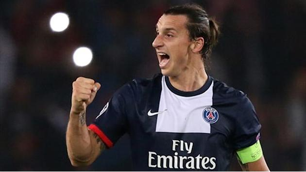 Champions League - Benfica v Paris Saint-Germain: LIVE