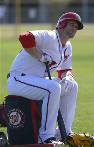 Storen gives up lead in 9th, Nationals tie Marlins