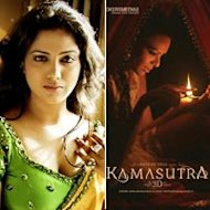Kavita Radheshyam Walks Out Of 'Kamasutra 3D'