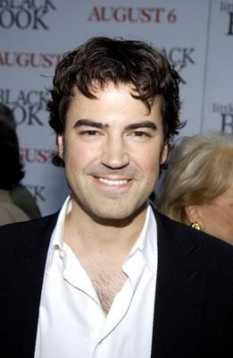Ron Livingston at the New York premiere of Revolution Studio's Little Black Book