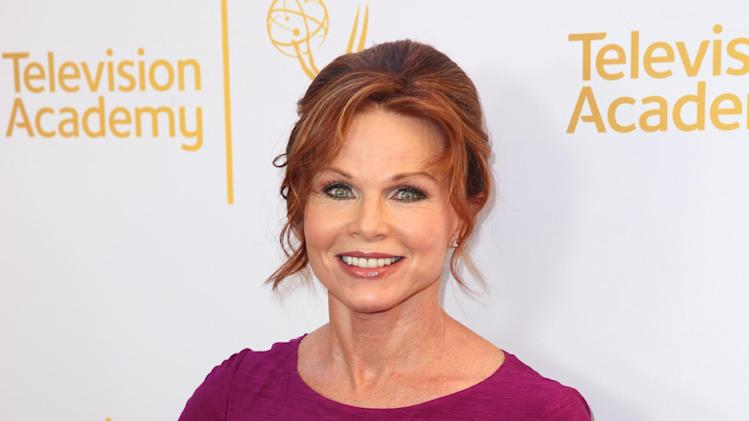 Patsy Pease arrives at the Television Academy's 66th Emmy Awards Performers Peer Group Celebration at the Montage Beverly Hills on Monday, July 28, 2014, in Beverly Hills, Calif. (Photo by Matt Sayles/Invision for the Television Academy/AP Images)