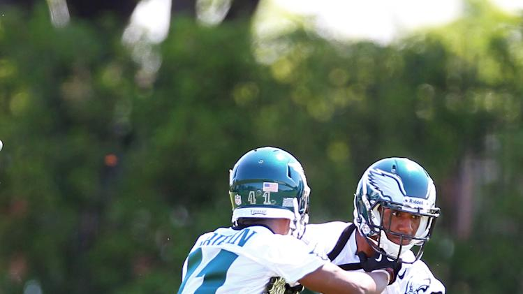 Philadelphia Eagles Minicamp