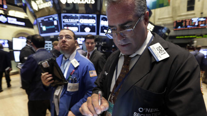 US stocks down as investors wait on debt news